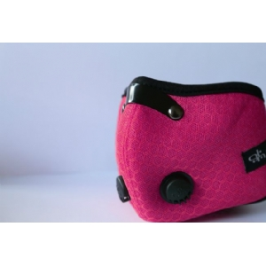 Global Travel Mask Pink