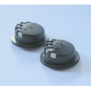 Global Travel Mask Replacement Valves x2