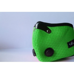 Global Travel Mask Green